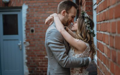 Bianca & David – ein urbanes After Wedding Shooting in Nürnberg