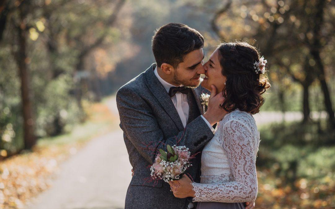 Eva&Will – ein herbstliches Standesamt mit ganz viel Liebe!