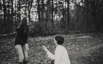 Diane&Eliaz – ein Verlobungsshooting der besonderen Art